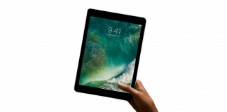 Apple klar med ny iPad - der erstatter iPad Air 2 (Foto: Apple)