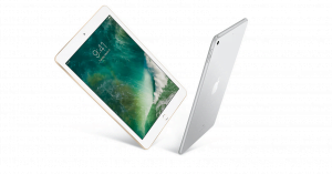 Apple klar med ny iPad - der erstatter iPad Air 2 (Foto: Apple)