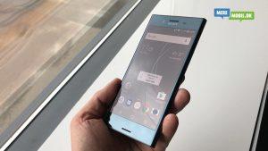 Sony Xperia XZ Premium (Foto: MereMobil.dk)