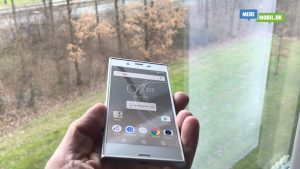 Sony Xperia XZs (Foto: MereMobil.dk)