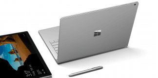 Surface Book (Foto: Microsoft)