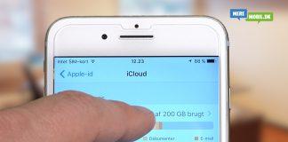 iOS 10.3, iCloud