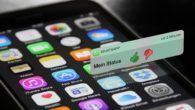MobilePay, DMI, Snapchat. Det er forskelligt, hvilke apps man bruger. De yngste bruger oftest Facebook og Snapchat, mens de ældste er mere til DMI.