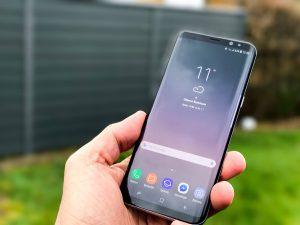 Samsung Galaxy S8+ (Foto: MereMobil.dk)