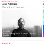 Apple Music v2.0 på Android (Foto: MereMobil.dk)