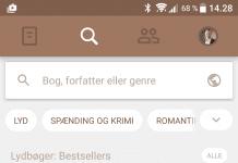Bookmate (Foto: MereMobil.dk)