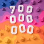 Instagram har rundet 700 millioner brugere