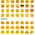 Android emoji icons
