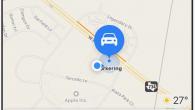 TIP: Sådan får du Apple Maps til at huske, hvor du parkerede din bil. Følg guiden her.
