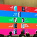 Lenovos 2017-lineup lækket af EvLeaks (Kilde: EvLeaks Twitter)