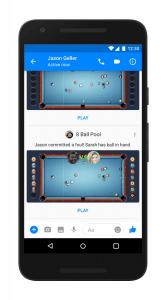 Facebook Messenger klar med Instant Games (Foto: Facebook)