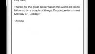 Er dit mail-sprog engelsk, kan du hoppe med på vognen allerede nu.Tag her et hurtigt kig på Smart Reply i Gmail.