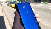 WEB-TV: Designet er spændende, kameraet verdens bedste og lyden overrasker. Den nye klem-funktion opleves intuitiv. Her er mine første indtryk af HTC U 11.
