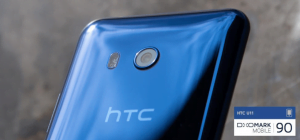 HTC U 11 scorer 90 point i DxOMark kameratesten (Foto: HTC)