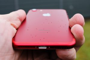 iPhone 7 (Product Red) (Foto: MereMobil.dk)