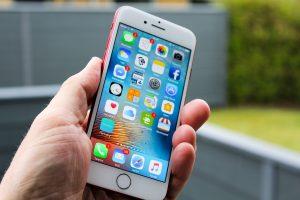 Tvungen genstart af iPhone 7