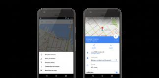 Google Maps husker dig på hvor du parkerede (Foto: Google)