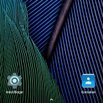 Screenshot fra Moto G5 Plus