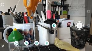 Protilstand i kameraet på Moto G5 Plus (Foto: MereMobil.dk)