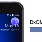 HTC U 11 scorer topscorer i DxOMarks test (Kilde: DxOMark)