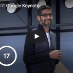 Google I/O 2017 keynote