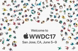 Apples invitation til åbningskeynoten til dette års WWDC