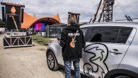 Teleselskabet 3 har opgraderet netværket for at kunne håndtere den enorme belastning til årets Roskilde Festival.