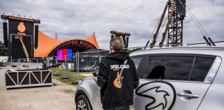 Teleselskabet 3 på Roskilde Festival (Foto 3)
