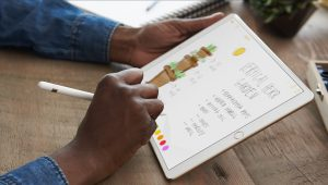 iPad Pro med Apple Pencil (Foto: Apple)