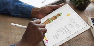 iPad Pro med Apple Pencil (Foto: Apple)