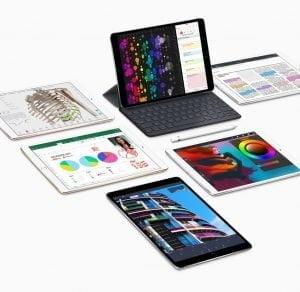 iPad Pro med Smart Keyboard og Apple Pencil (Foto: Apple)