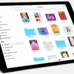 Files app på iPad iOS 11 (Foto: Apple)