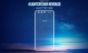 Honor 9 lancering i Berlin