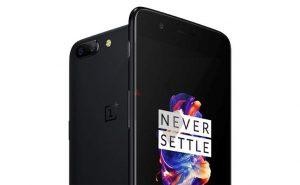 OnePlus 5 lækket på billede kort før lanceringen (Kilde: GSMArena.com)