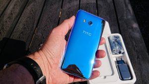 HTC U 11 (Foto: MereMobil.dk)