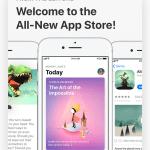 App Store på iPhone med iOS 11 (Foto: MereMobil.dk)