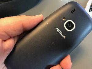 Nokia 3310 (Foto: MereMobil.dk)