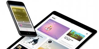 iOS 11 på iPhone og iPad