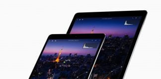 """iPad Pro 10,5"""" og 12,9"""" (Foto: Apple)"""