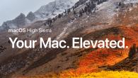 MacOS High Sierra er ikke et helt nyt styresystem til Mac, men en finjustering af den nuværende Sierra version. Den største nyhed er en ændring af filsystemet.