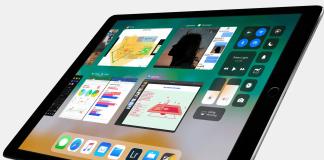 Multitasking på iPad med iOS 11