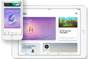 Ny App Store i iOS 11 på iPhone og iPad (Foto: Apple)