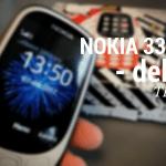 Nokia 3310 test del 2