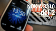 TEST DEL 2: Hvad er forskellene på den nye Nokia 3310 og den originale Nokia 3310 fra 2000. Hvor meget ligner de hinanden og hvilke funktioner er bevaret? Bliv klogere her.
