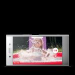 Sony smartphone video