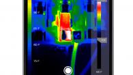 Hvor er huset utæt? Udfør selv termografering med denne dims og en app til smartphonen.