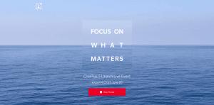 OnePlus afholder lanceringsevent for OnePlus 5. Et af de mange pop-up events finder sted i København (Kilde: OnePlus)