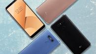 """LG giver topmodellen G6 et """"facelift"""" og udstyrer den med 6 GB RAM og 128 GB intern hukommelse. LG G6+ er nu officiel i Korea."""