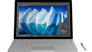 Surface Book test