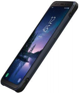 Samsung Galaxy S8 Active lækket af Twitter-brugeren @EvLeaks (Kilde: EvLeaks)